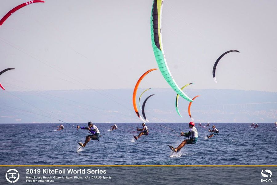 Vodisek Extends; Mazella and Parlier Play Catch Up In Kitefoil World Series