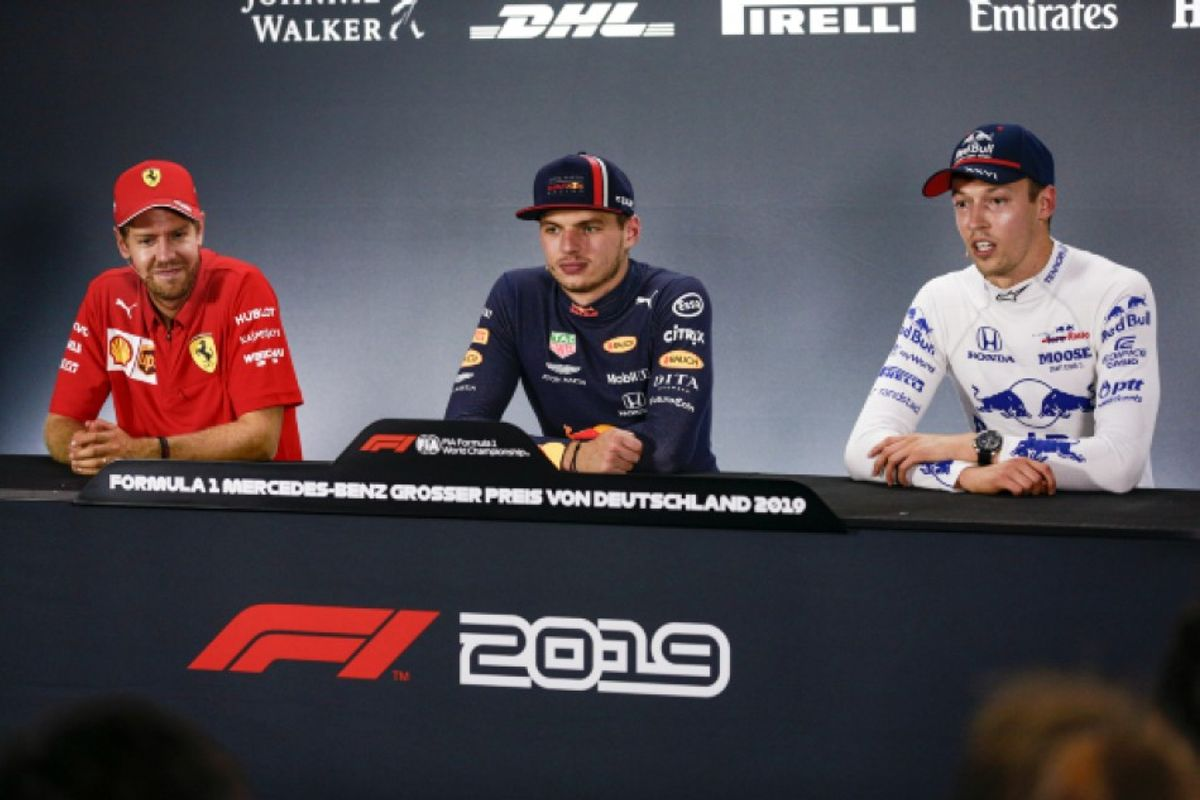 German Grand Prix Winners' Conference