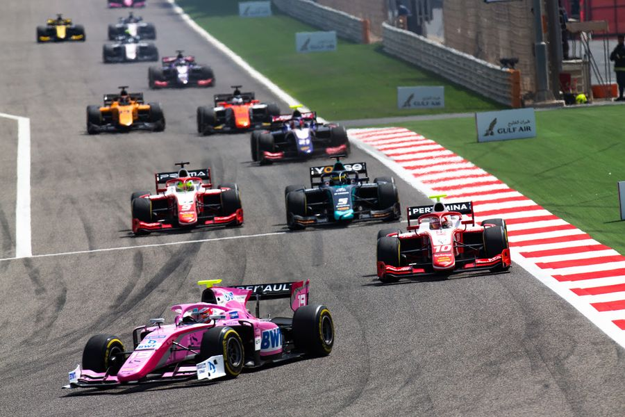 Formula 2 and Formula 3 back in action at the Hungaroring