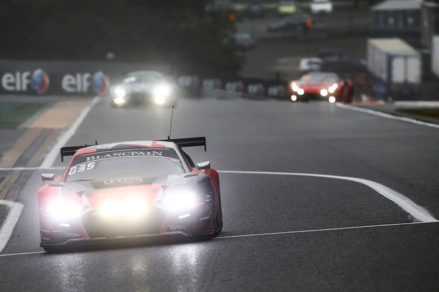 Rewarding Silver Cup 6th From Back Of Grid For MacDowall On Wet Spa 24hrs Debut