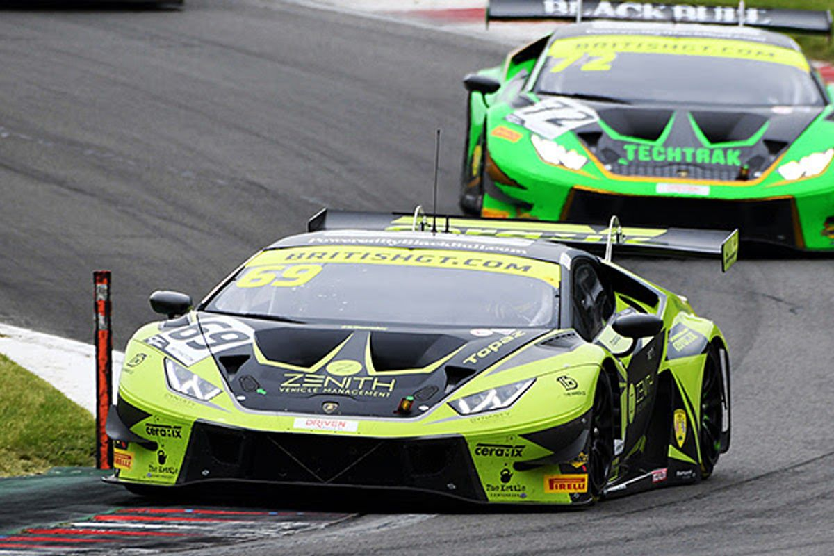 British GT Brands Hatch-bound for penultimate round of the season