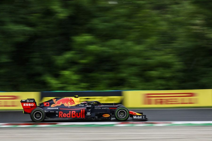 Gasley and Hamilton top Hungarian GP Friday practice