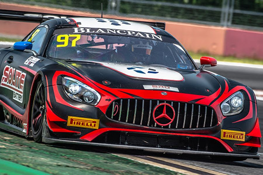 Indigo's Choi claims Blancpain GT World Challenge pole on home soil