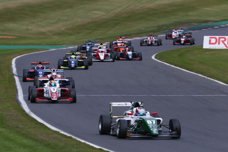 Azman and Jewiss make it 11 different F3 winners with Brands Hatch triumphs
