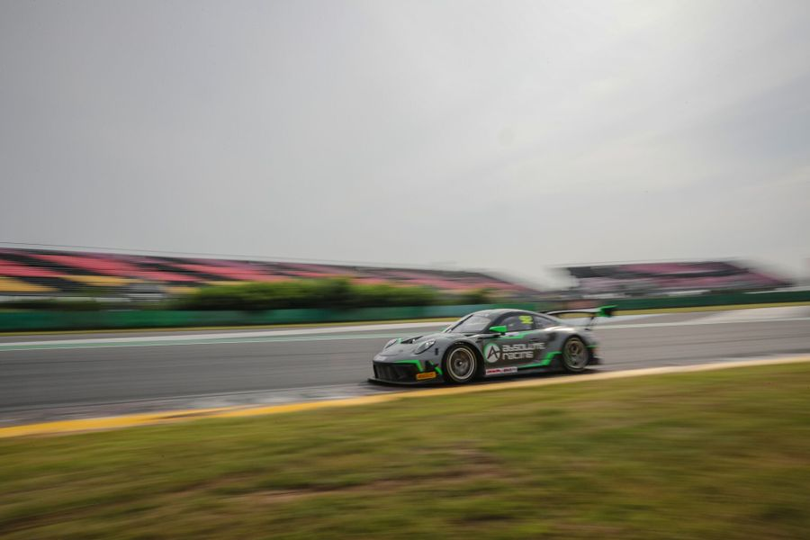 Absolute Racing Wins Blancpain GT World Challenge Asia GT3 Team Title
