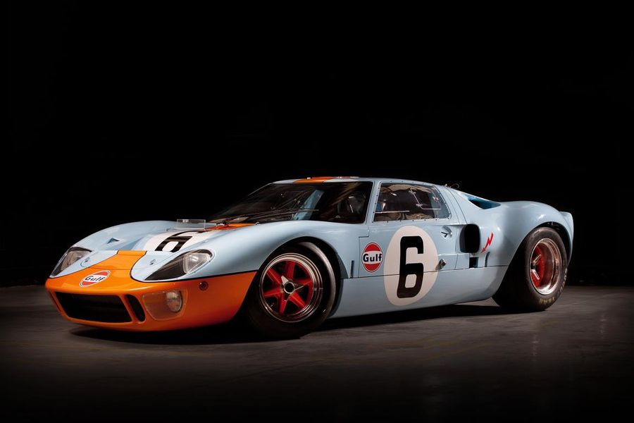 Toolroom copies of double Le Mans winning Gulf GT40, P/1075 now available