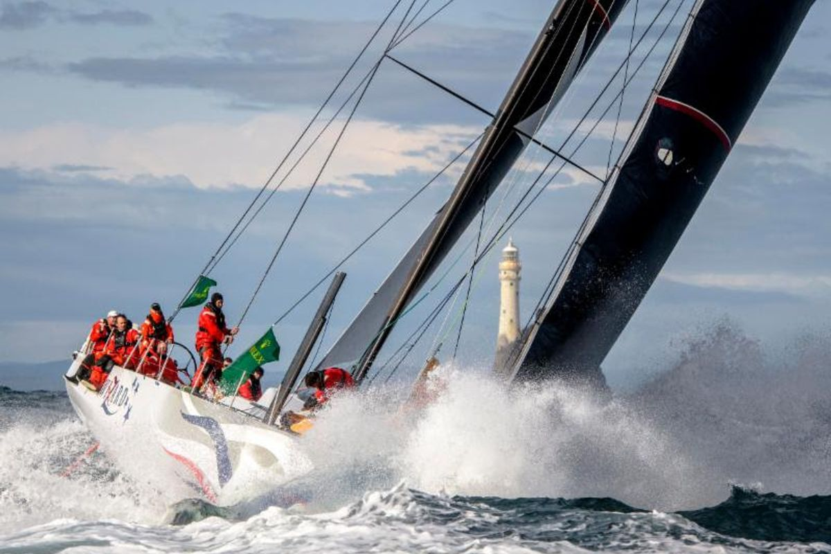 US Rolex Fastnet Race winner breaks French winning streak