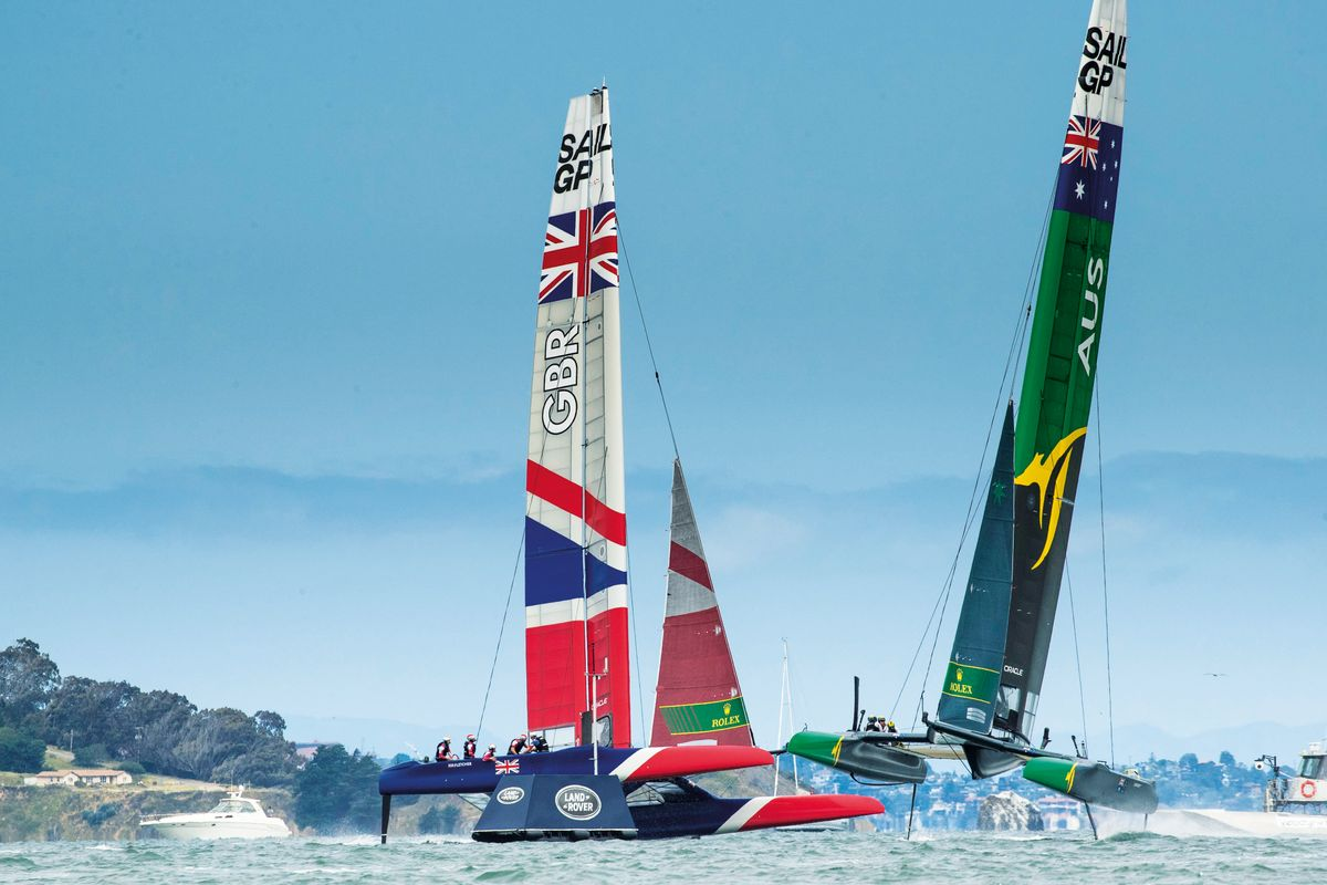 SailGP: Close racing expected in Cowes