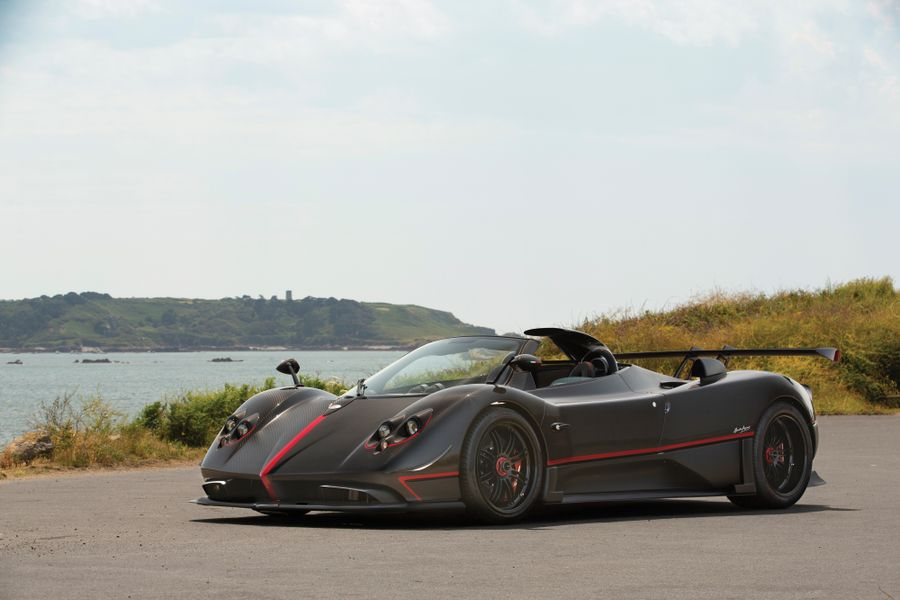 Pagani Zonda Aether joins RM Sotheby's Abu Dhabi auction