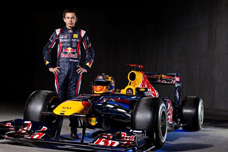 New driver line-up for Aston Martin Red Bull Racing