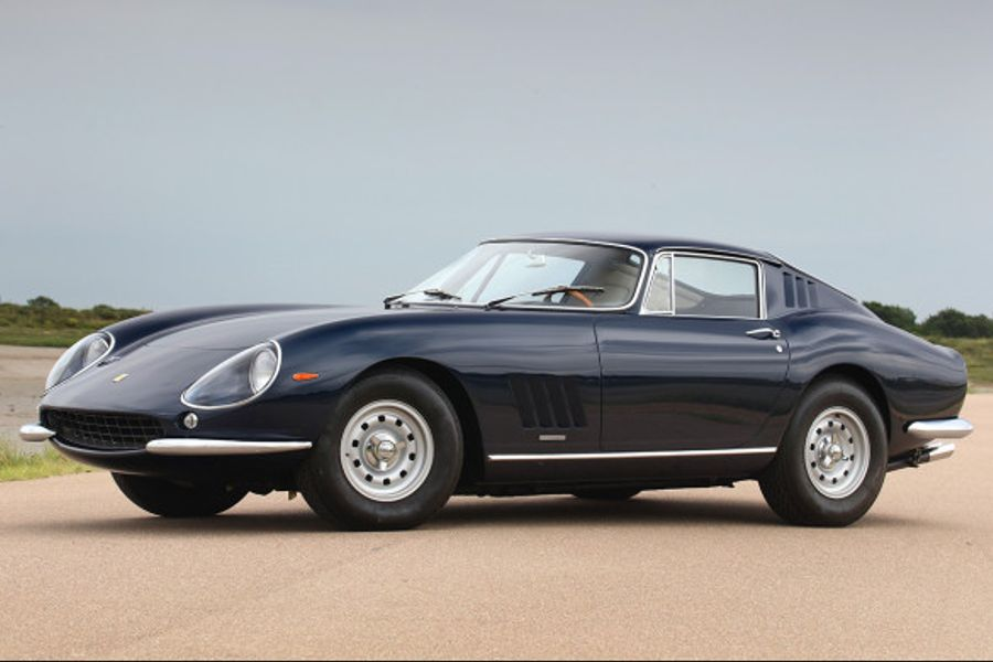 1965 Ferrari 275 GTB Long Nose Alloy at Gooding's Pebble Beach auction