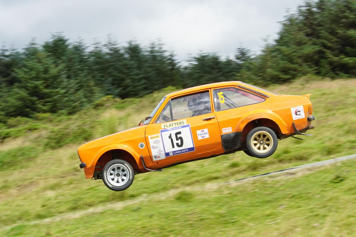 British Historic Rally Championship title contest heads for Ulster