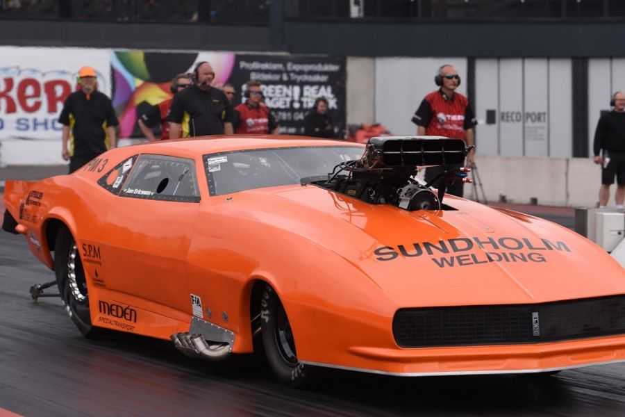 European Drag Racing Championship season resumes
