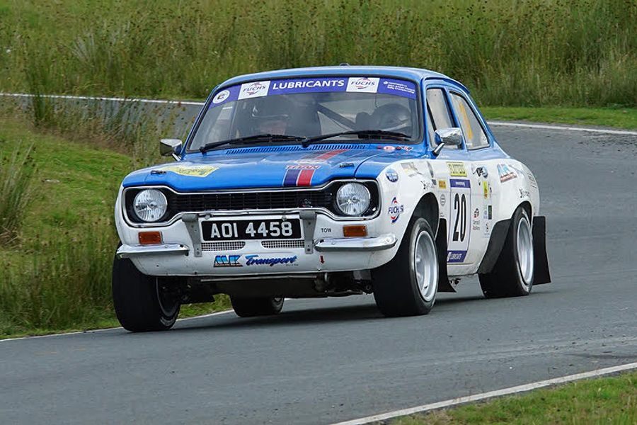 Orr dominates BHRC in Ulster