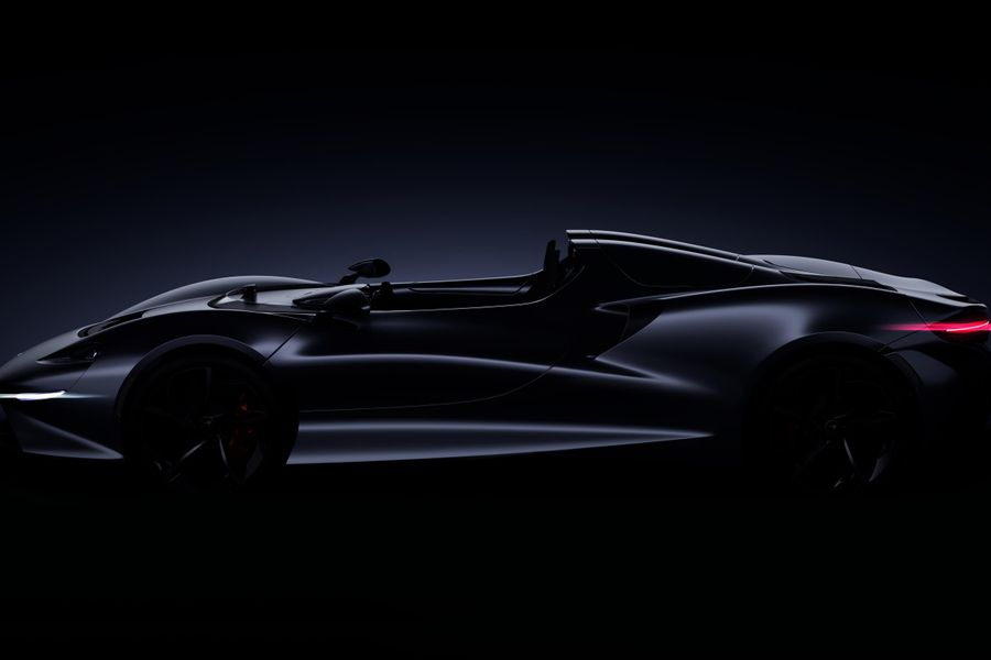 McLaren's striking new Ultimate Series model revealed at Pebble Beach
