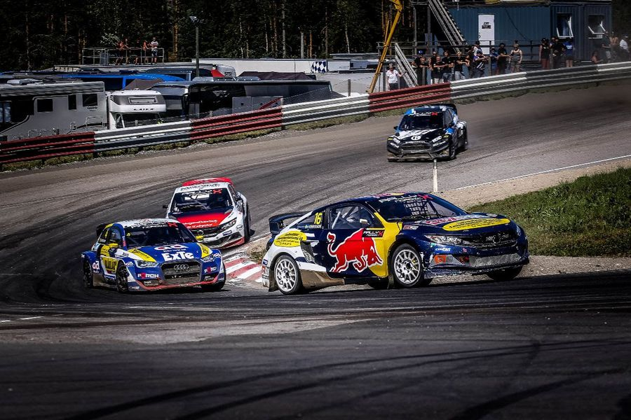 Wide-open RallyX Nordic title fight continues into Kouvola
