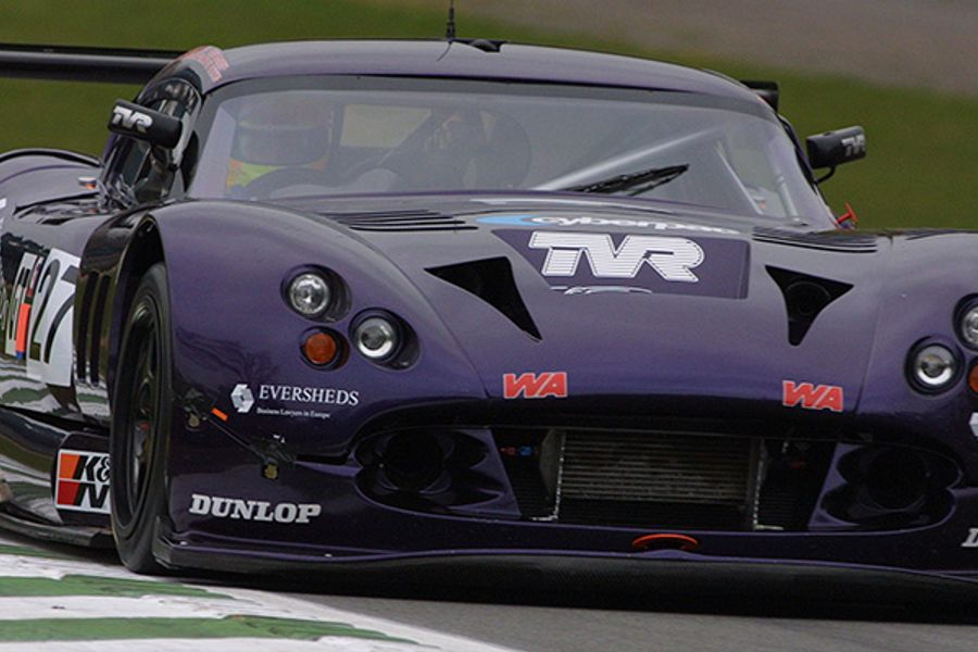 Legendary British GT cars confirmed for 300th race celebrations