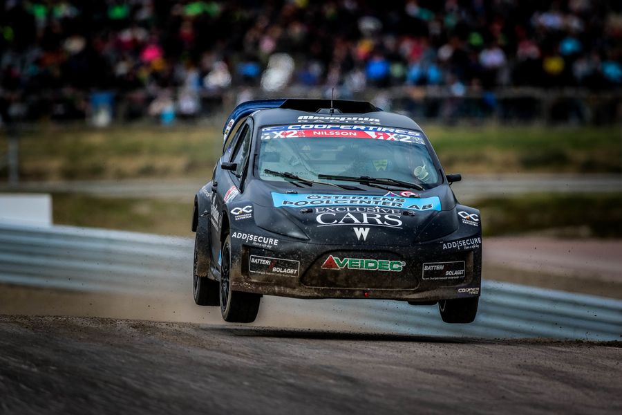 Nilsson pumped for new RX2 challenge with Team Färén in France