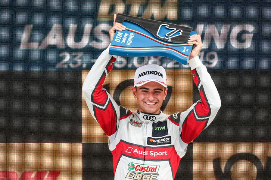 Nico Müller takes second DTM victory this season