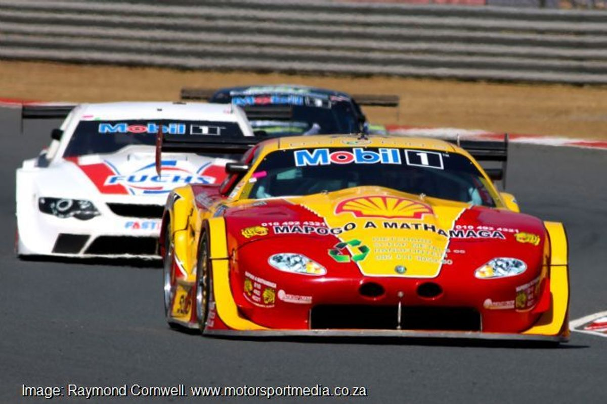 Kyalami Festival dishes up thrilling V8 racing