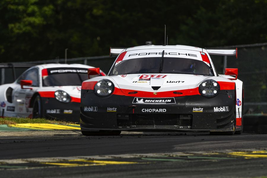 Porsche GT Team win 6 from 9 in WeatherTech SportsCar Championship