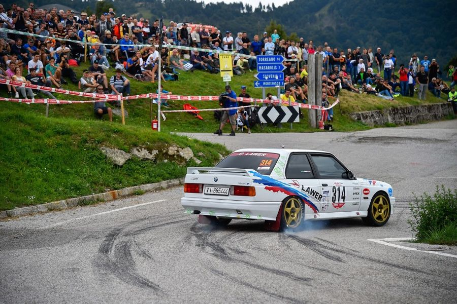 EHSR heads to Italy for the Rally Alpi Orientali Historic