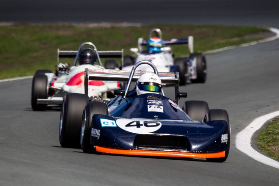 32 car grid split for Historic F3 European Cup at Zandvoort