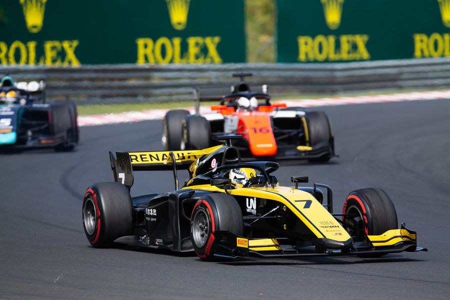 Formula 2 and Formula 3 return to Spa with mediumn and soft tyres