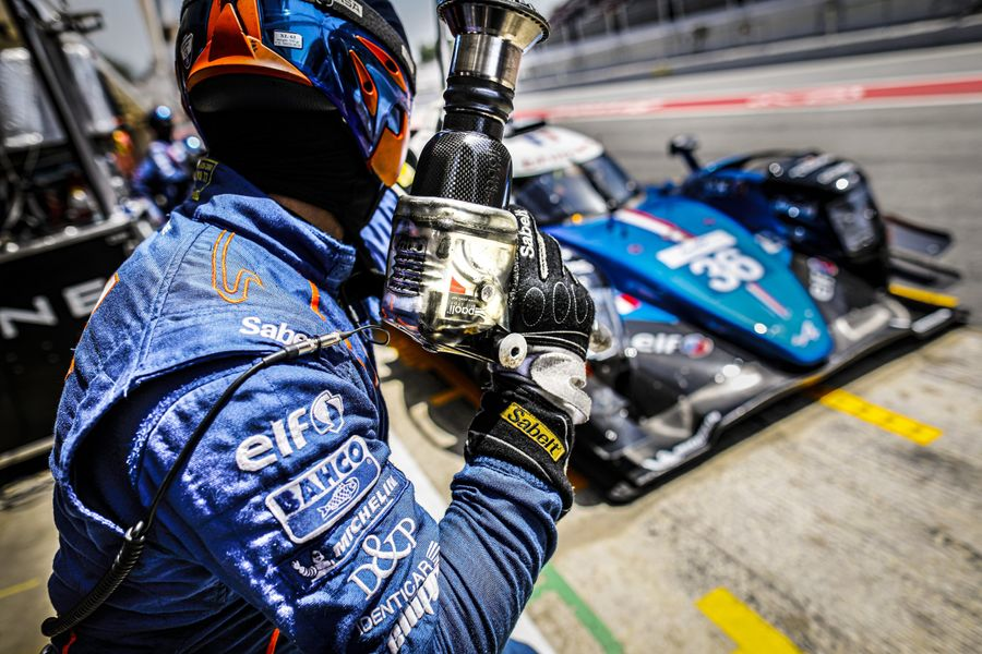 Signatech Alpine starts WEC title defence at Silverstone
