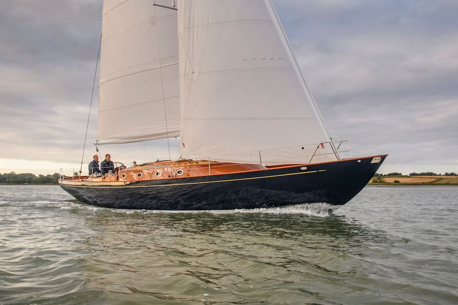Spirit Yachts to launch Spirit 50CR  at Southampton Boat Show