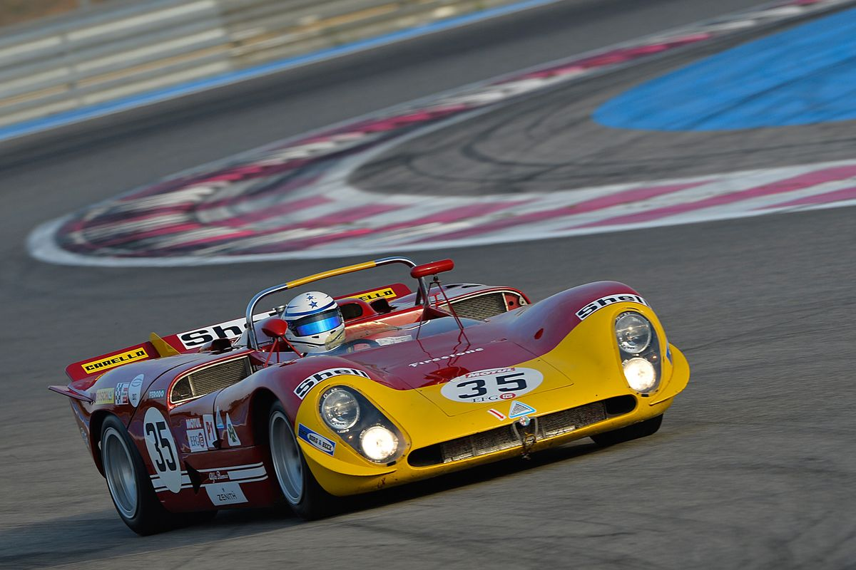 1000km de Monza stars back on track for Monza Historic