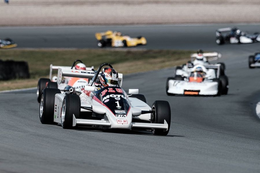 Olsen and Leone double up at Zandvoort Historic Formula 3 European Cup