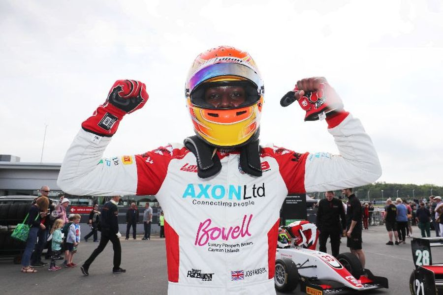 Lanan Racing confirms Josh Mason for 2020 F3 return