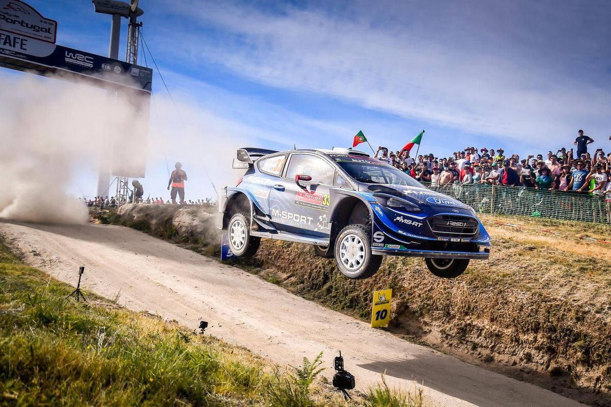 Star-studded entry for WRC Wales Rally GB