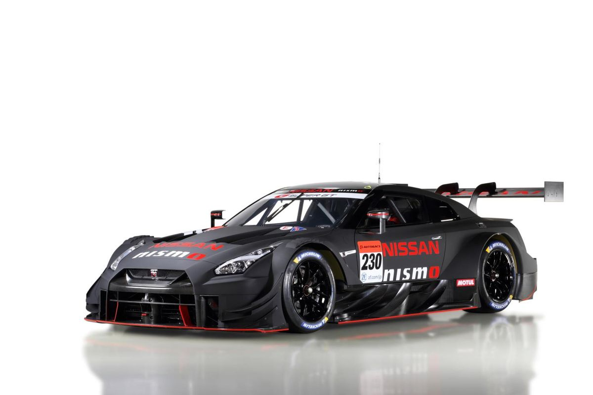 First look at the 2020-spec Nissan GT-R NISMO GT500 race car