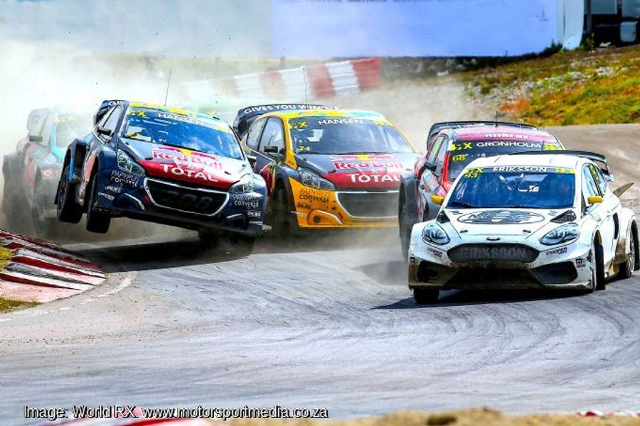 World Rallycross set for South African decider