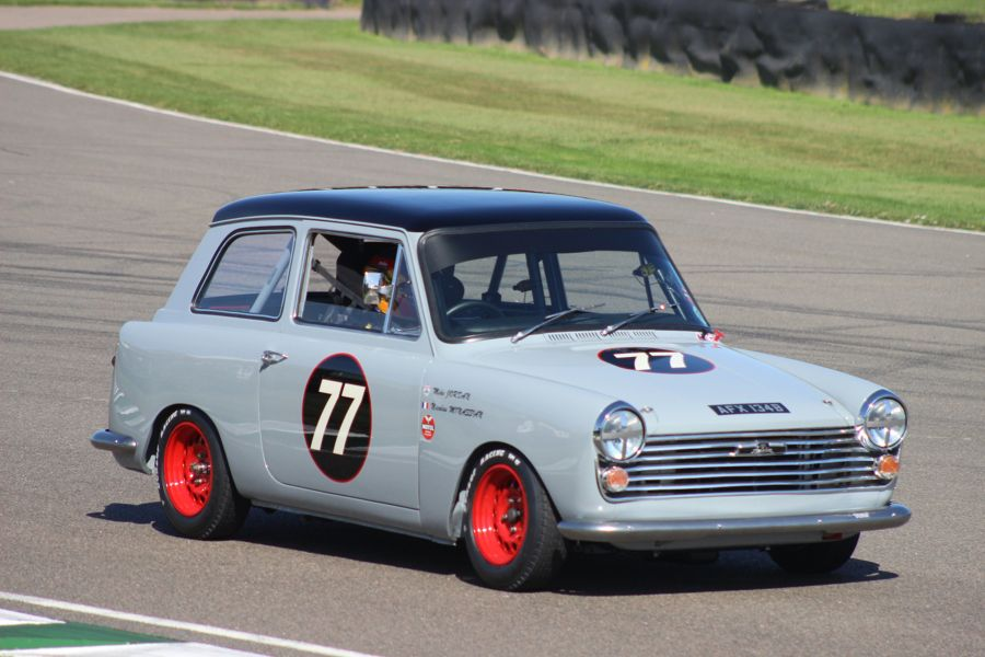 Goodwood Revival News & Videos from Historic Racing News