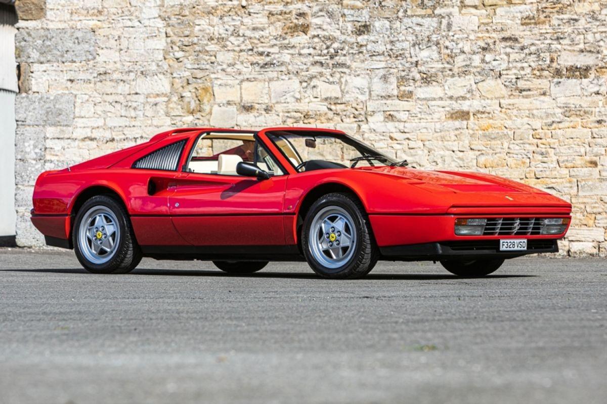 Dedicated Ferrari & Porsche sale at Silverstone Auctions this weekend