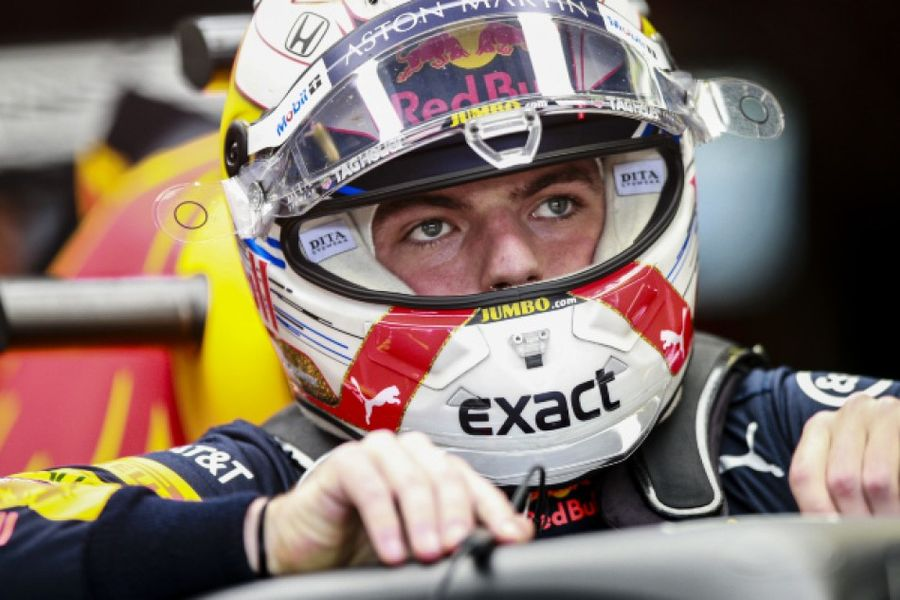 Verstappen tops Singapore GP FP1