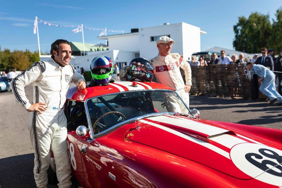 Goodwood Revival a highlight of the Fiskens racing calendar