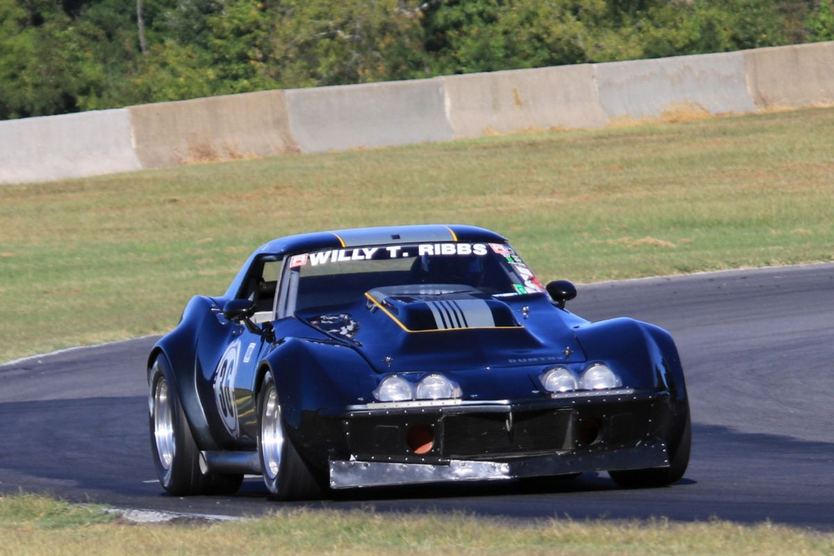 Todd Bodine and Willy T Ribs rule in VROC Pro-Am at Virgina Raceway