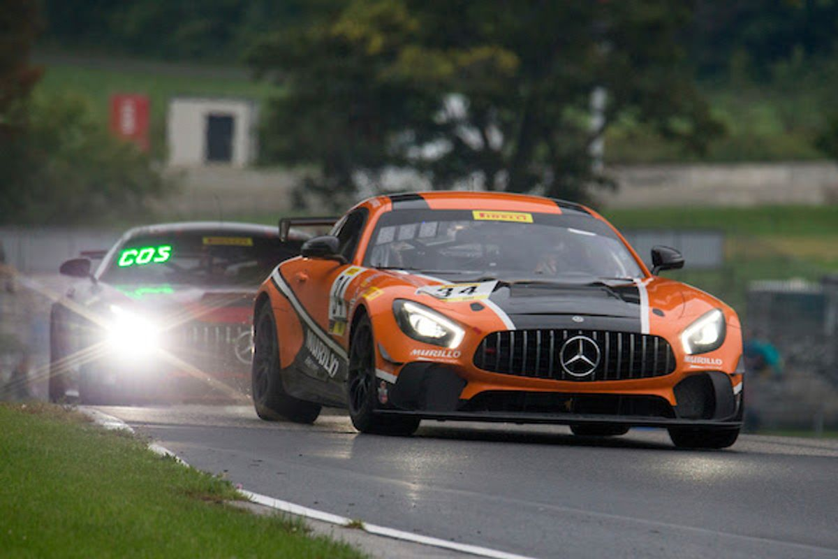 Mercedes-AMG GT4 takes 7th win and first 1,2 finish at Road America