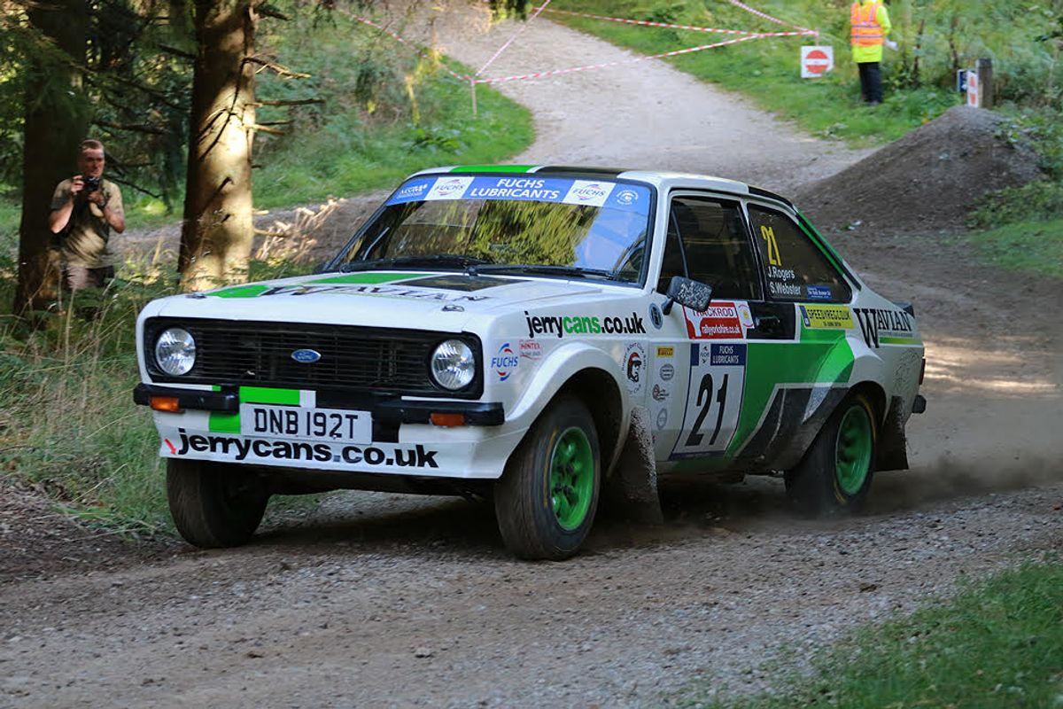 BHRC set for Trackrod Rally showdown
