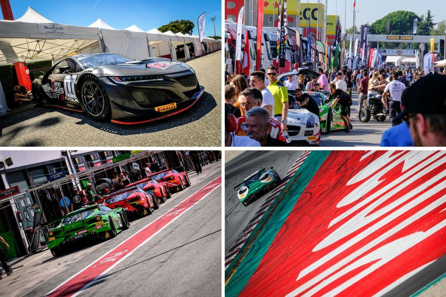Blancpain GT Sports Club title showdown in Barcelona