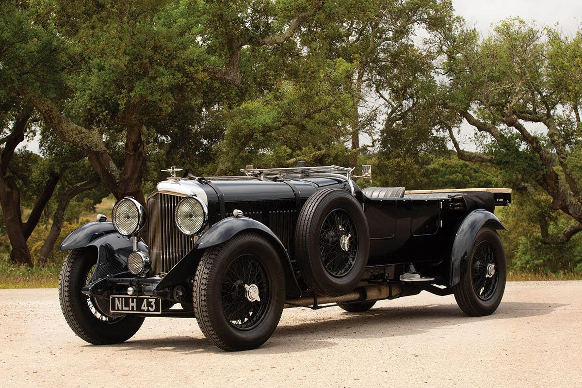 Bentley 8-Litre Tourer tops RM Sotheby's €10m Saragga Sale, results