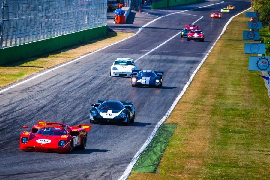 Ferrari 512 S stars at Monza Historic, results and video