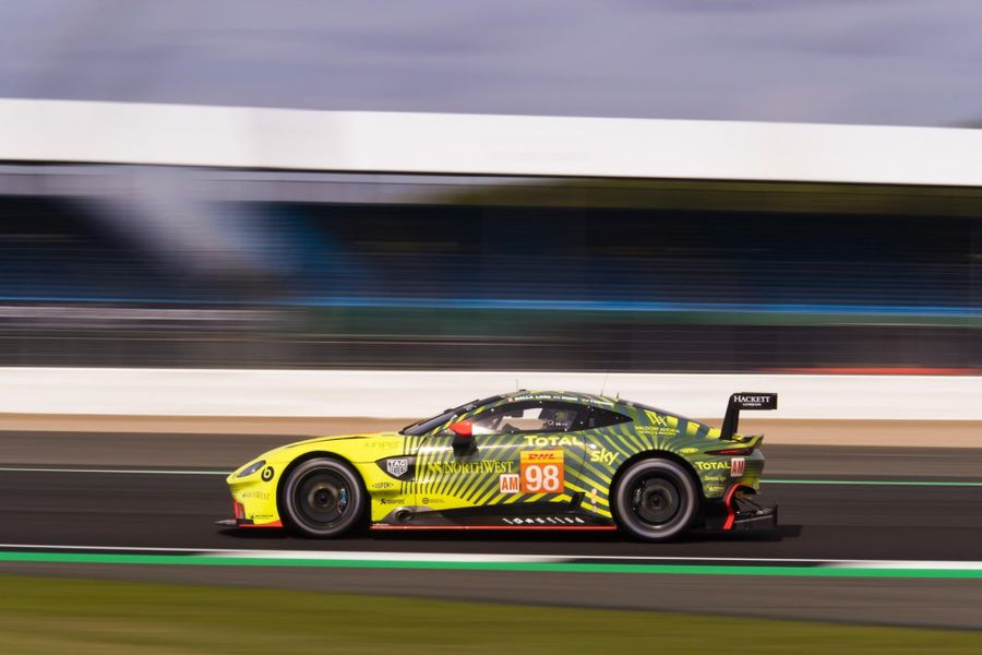 Aston Martin Targets Fuji Speedway Win as FIA WEC Heads East