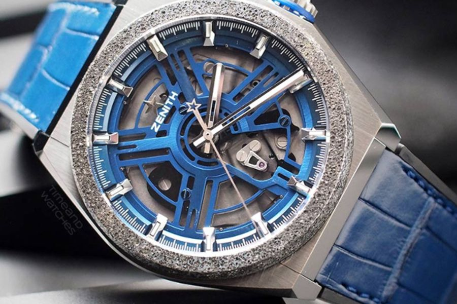 The Alchemy of Watches,  constructed from a mix of metals