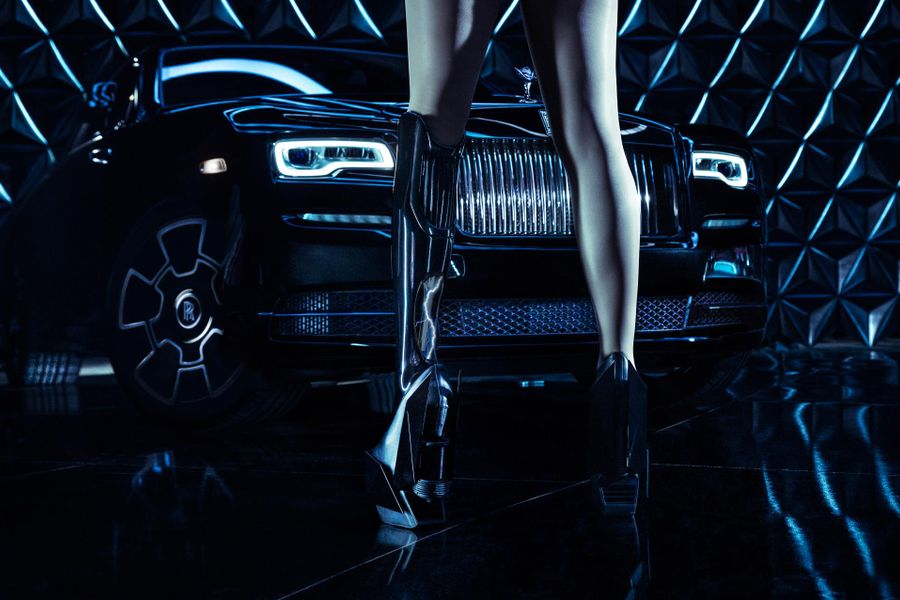 Visionary creative team interpret Rolls-Royce's boldest expression of luxury