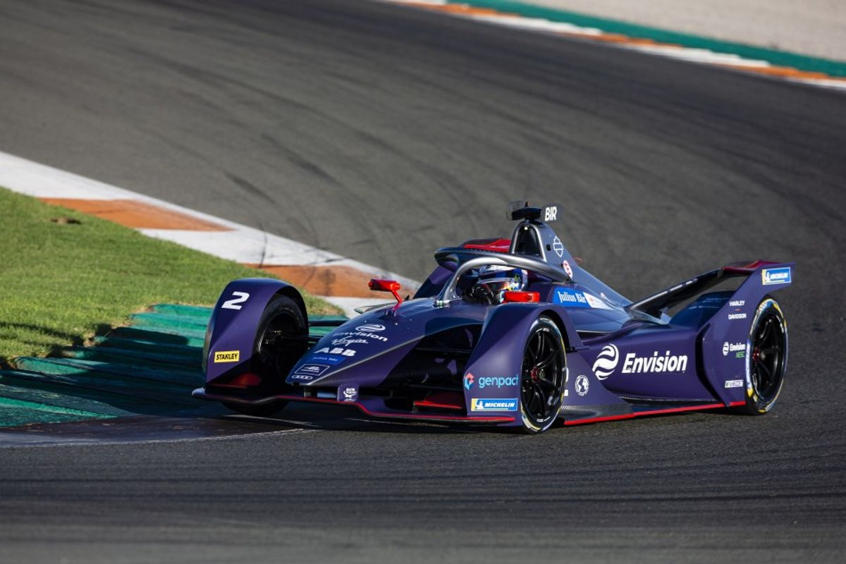 Bird quickest opening day of Formula E testing